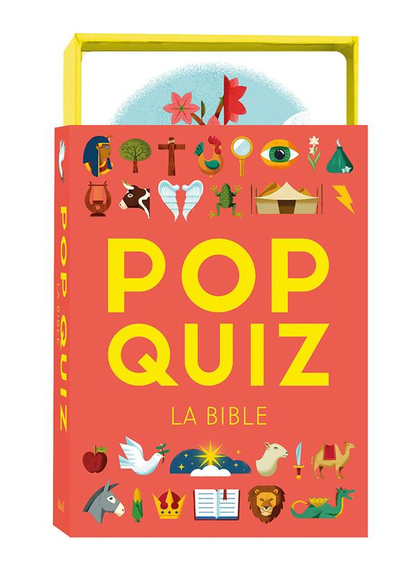POP-QUIZ LA BIBLE